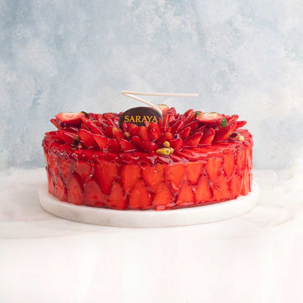 straw-cake